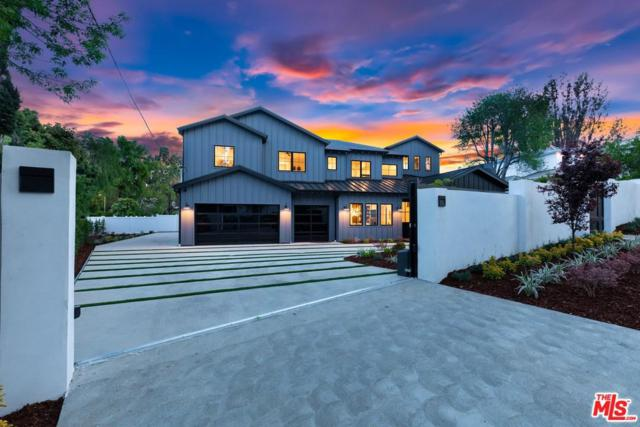 19074 Sprague Street, Tarzana, CA 91356 (#19450706) :: Golden Palm Properties