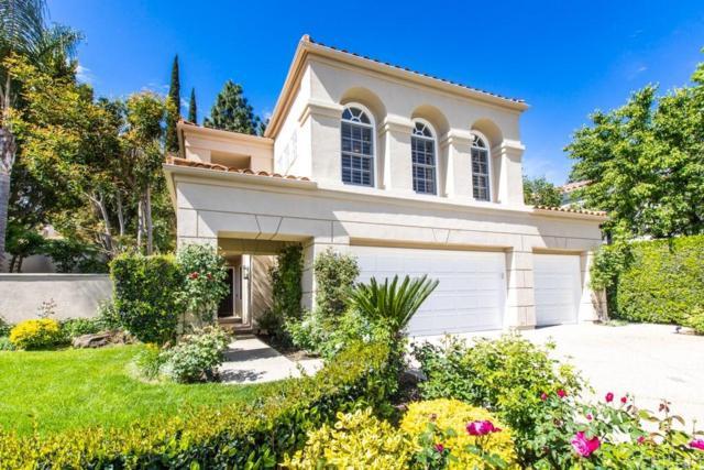 23270 Park Basilico, Calabasas, CA 91302 (#SR19089837) :: Golden Palm Properties