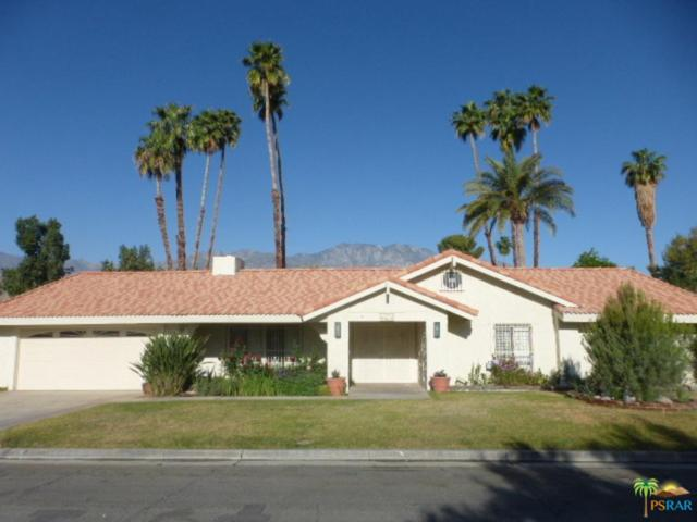 2175 S Pebble Beach Drive, Palm Springs, CA 92264 (#19457310PS) :: The Agency