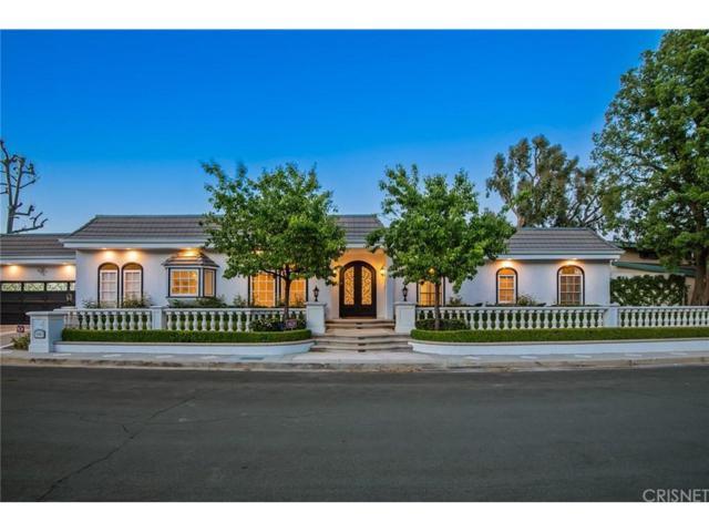 16461 Dorado Drive, Encino, CA 91436 (#SR19089752) :: Paris and Connor MacIvor
