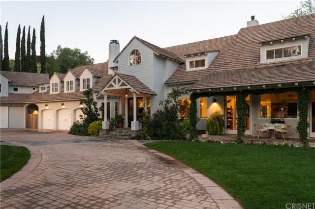 5630 Foothill Drive, Agoura Hills, CA 91301 (#SR19088802) :: Golden Palm Properties
