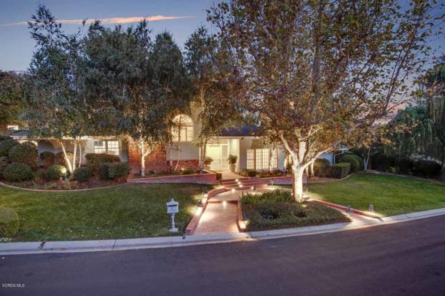 1624 Larkfield Avenue, Westlake Village, CA 91362 (#219004902) :: SG Associates
