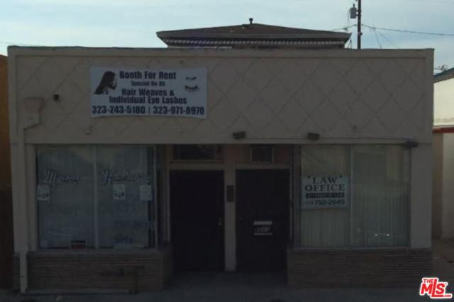 8011 S Van Ness Avenue #0, Inglewood, CA 90305 (#19458498) :: PLG Estates