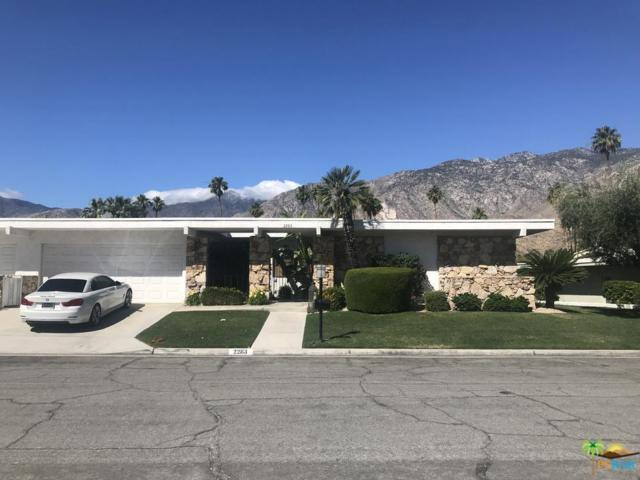 2283 S Madrona Drive, Palm Springs, CA 92264 (#19462772PS) :: The Pratt Group