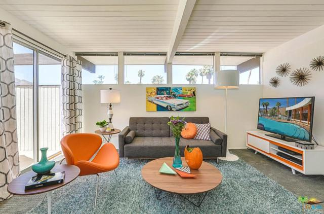 1111 E Palm Canyon Drive #219, Palm Springs, CA 92264 (#19463752PS) :: The Pratt Group