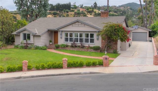 16962 Strawberry Drive, Encino, CA 91436 (#SR19105544) :: Paris and Connor MacIvor