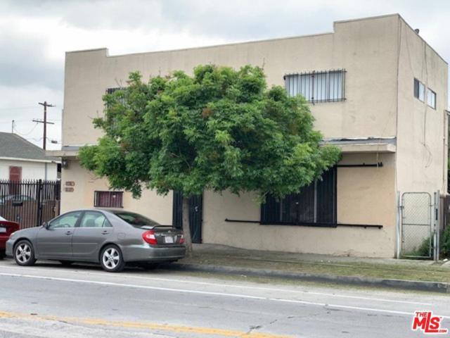 10015 S San Pedro Street, Los Angeles (City), CA 90003 (#19465228) :: Fred Howard Real Estate Team