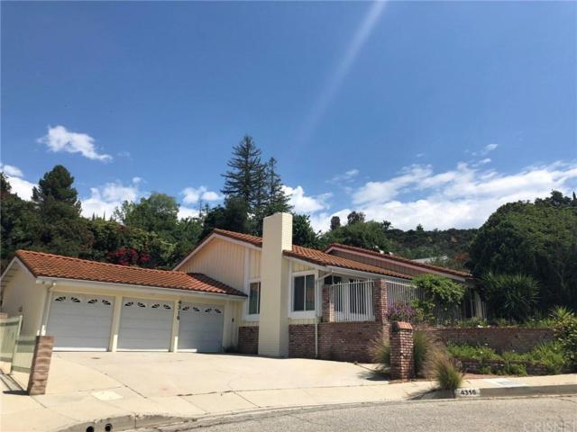 4316 Topanga Canyon Boulevard, Woodland Hills, CA 91364 (#SR19109881) :: Paris and Connor MacIvor