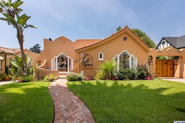 1133 Cordova Avenue, Glendale, CA 91207 (#319001823) :: Fred Howard Real Estate Team