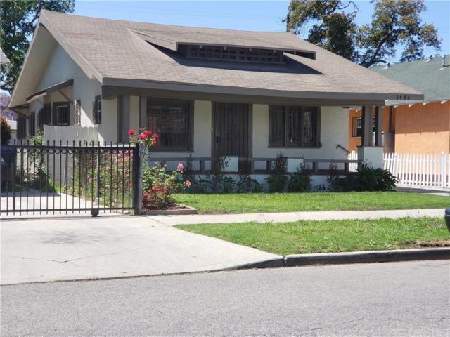 1448 W 55TH Street, Los Angeles (City), CA 90062 (#SR19112517) :: Paris and Connor MacIvor