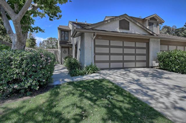421 E Shoshone Street, Ventura, CA 93001 (#219005933) :: Paris and Connor MacIvor