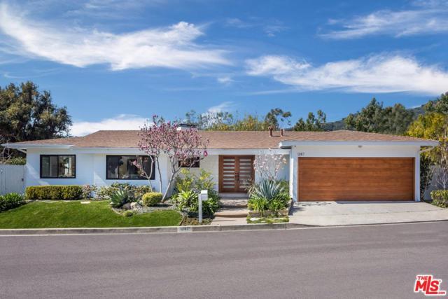 1287 Casiano Road, Los Angeles (City), CA 90049 (#19467132) :: Paris and Connor MacIvor