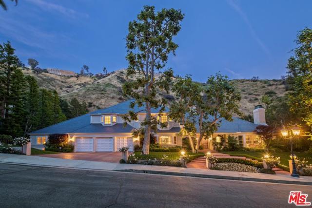 1432 Moraga Drive, Los Angeles (City), CA 90049 (#19467008) :: Paris and Connor MacIvor