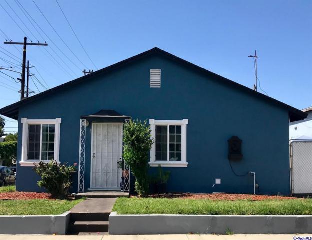 5528 Buchanan Street, Highland Park, CA 90042 (#319001949) :: TruLine Realty
