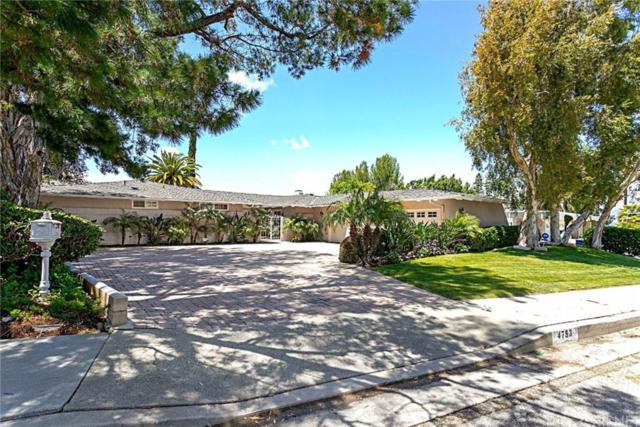 4793 Del Moreno Place, Woodland Hills, CA 91364 (#SR19115084) :: Paris and Connor MacIvor
