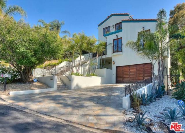 3259 Dos Palos Drive, Los Angeles (City), CA 90068 (#19468062) :: The Fineman Suarez Team