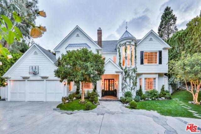 12097 Summit Circle, Beverly Hills, CA 90210 (#19464008) :: The Agency