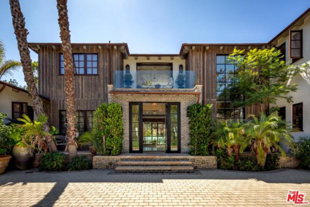 1105 Rivas Canyon Road, Pacific Palisades, CA 90272 (#19463172) :: Paris and Connor MacIvor