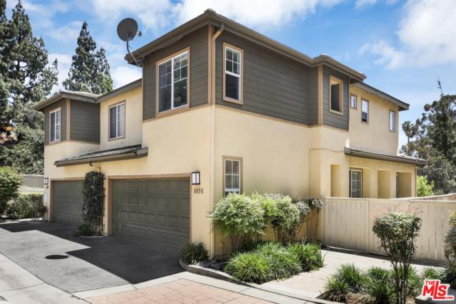 1096 Rosewalk Way, Pasadena, CA 91103 (#19468224) :: Paris and Connor MacIvor
