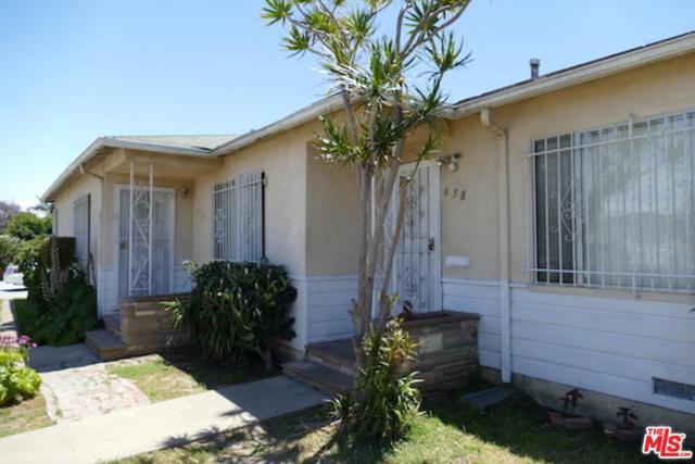 654 W 99TH Street, Los Angeles (City), CA 90044 (#19469492) :: Paris and Connor MacIvor