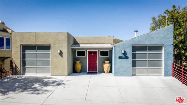 2040 Corral Canyon Road, Malibu, CA 90265 (#19469438) :: PLG Estates