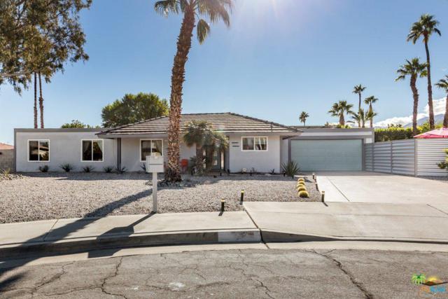 1377 E Largo Circle, Palm Springs, CA 92262 (#19470010PS) :: Paris and Connor MacIvor