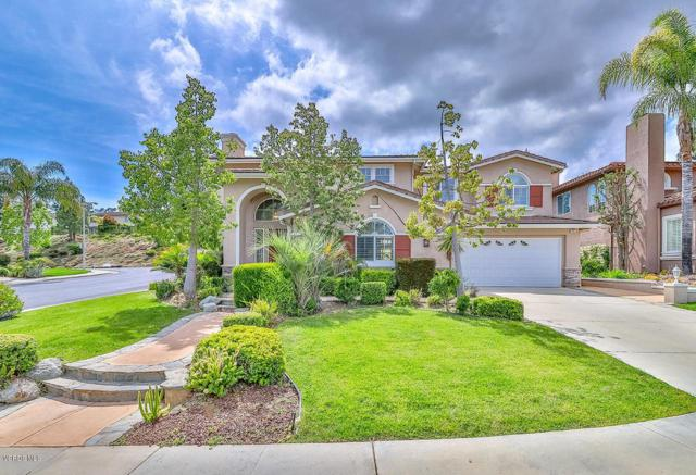 767 Huntsdale Court, Newbury Park, CA 91320 (#219006285) :: Paris and Connor MacIvor