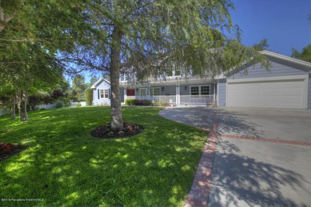 5203 La Canada Boulevard, La Canada Flintridge, CA 91011 (#819002430) :: Paris and Connor MacIvor