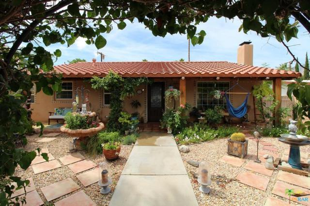 1375 E San Jacinto Way, Palm Springs, CA 92262 (#19463976PS) :: DSCVR Properties - Keller Williams