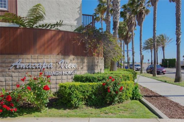 271 S Ventura Road #293, Port Hueneme, CA 93041 (#SR19131219) :: Lydia Gable Realty Group