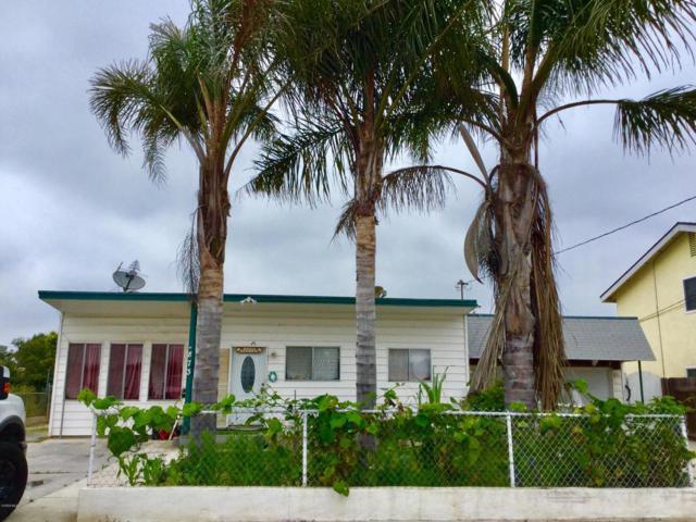 873 Walnut Drive, Oxnard, CA 93036 (#219007202) :: The Agency