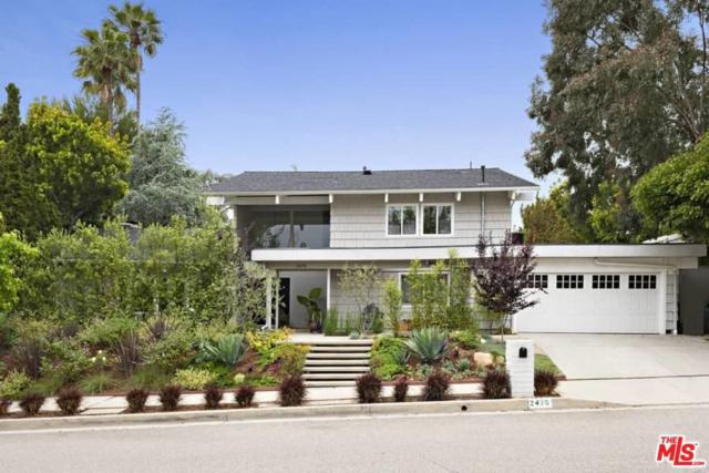 2475 Westridge Road, Los Angeles (City), CA 90049 (#19473470) :: TruLine Realty