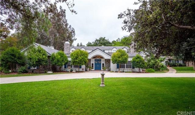 24854 Jim Bridger Road, Hidden Hills, CA 91302 (#SR19138470) :: Golden Palm Properties