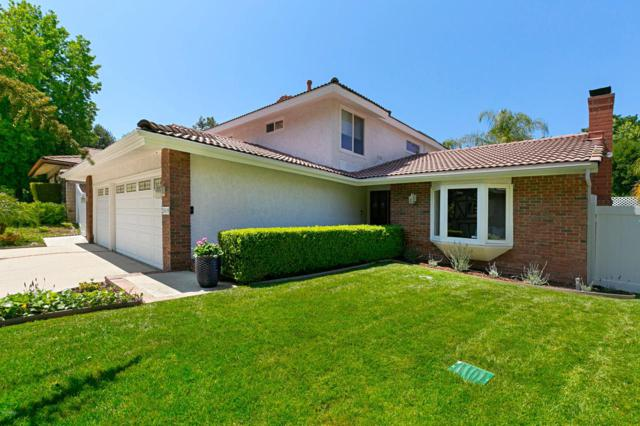28009 Via Amistosa, Agoura Hills, CA 91301 (#219007316) :: Golden Palm Properties