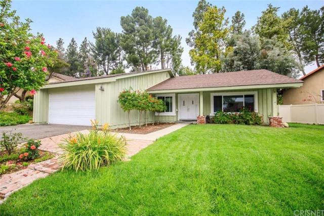 1889 Summer Cloud Drive, Thousand Oaks, CA 91362 (#SR19141210) :: Lydia Gable Realty Group