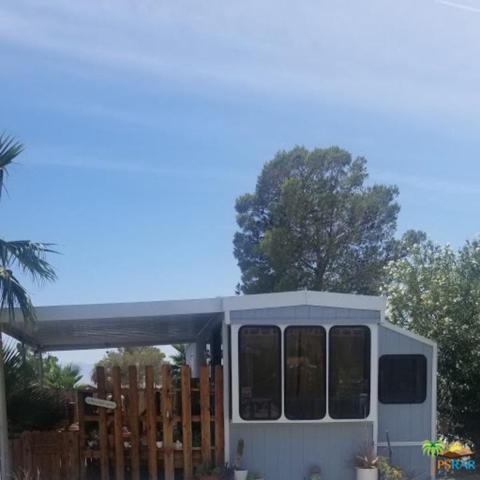 74711 Dillon Road #762, Sky Valley, CA 92241 (#19478788PS) :: The Pratt Group