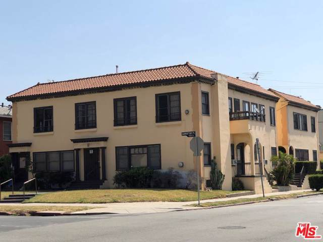 460 S Manhattan Pl, Los Angeles, CA 90020 (MLS #19-472256) :: Zwemmer Realty Group