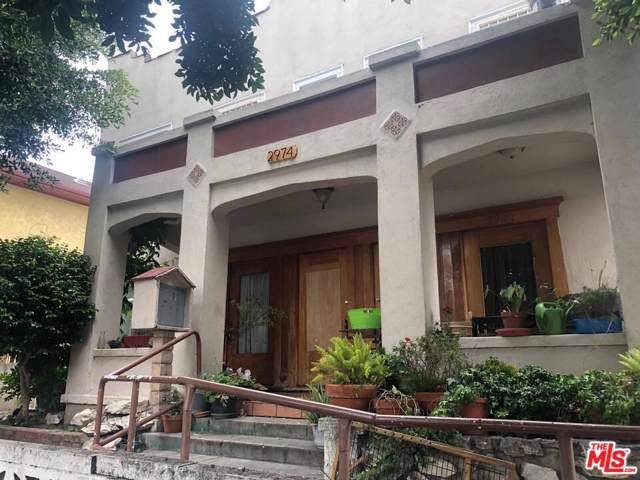 2974 San Marino St, Los Angeles, CA 90006 (MLS #19-472264) :: Mark Wise | Bennion Deville Homes