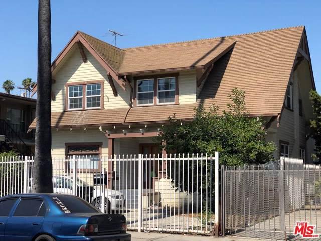 909 Fedora St, Los Angeles, CA 90006 (MLS #19-472284) :: Zwemmer Realty Group