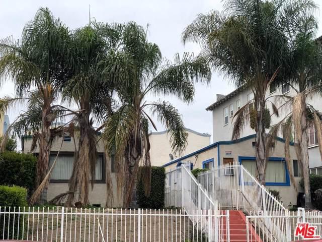 836 S Catalina St, Los Angeles, CA 90005 (MLS #19-472068) :: The Jelmberg Team