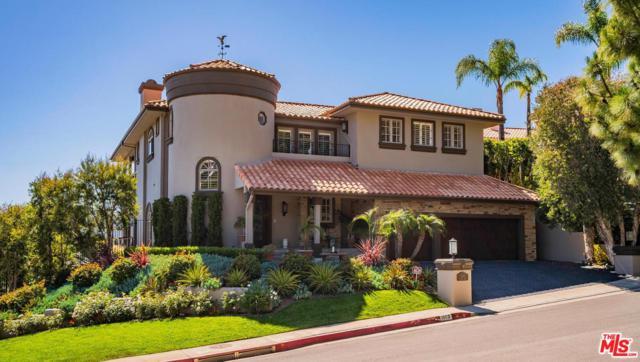 1403 Cuesta Linda, Pacific Palisades, CA 90272 (#19480540) :: TruLine Realty