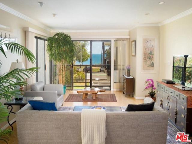 833 Ocean Avenue #204, Santa Monica, CA 90403 (#19473906) :: Golden Palm Properties