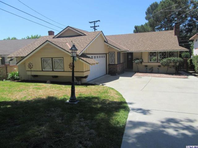 3922 Community Avenue, Glendale, CA 91214 (#319002418) :: The Agency