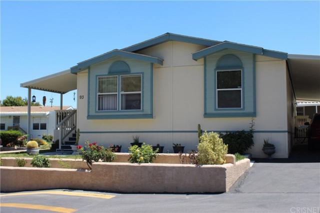 30000 Sand Canyon Road #93, Canyon Country, CA 91387 (#SR19152330) :: Lydia Gable Realty Group