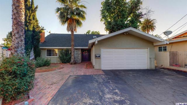 15438 Runnymede Street, Van Nuys, CA 91406 (#319002624) :: The Agency
