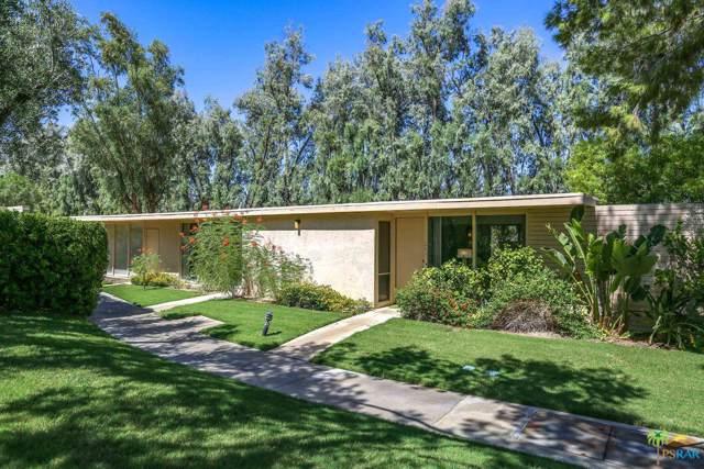 360 Cabrillo Road #105, Palm Springs, CA 92262 (#19485076PS) :: Randy Plaice and Associates