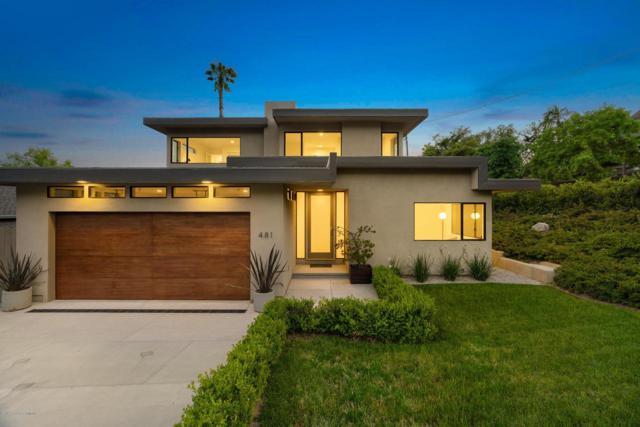 481 Foothill Avenue, Sierra Madre, CA 91024 (#819003147) :: Paris and Connor MacIvor