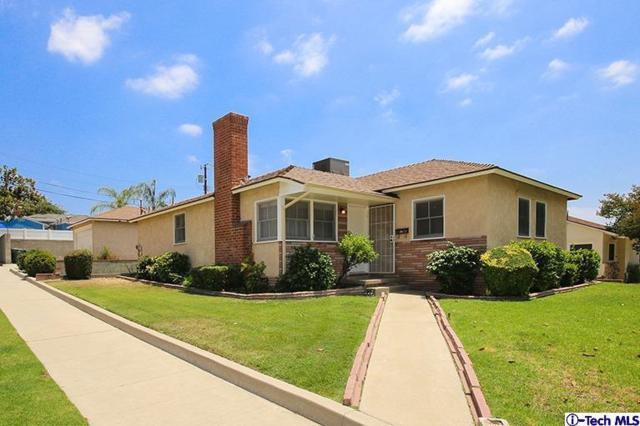 3158 N Naomi Street, Burbank, CA 91504 (#319002407) :: The Agency
