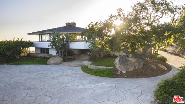 2211 Mount Calvary Road, Santa Barbara, CA 93105 (#19485072) :: Golden Palm Properties