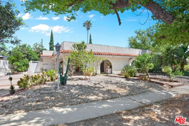 17413 Lull Street, Northridge, CA 91325 (#19486076) :: Randy Plaice and Associates